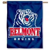 Belmont Bruins House Flag