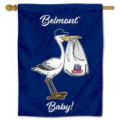 Belmont Bruins New Baby Banner