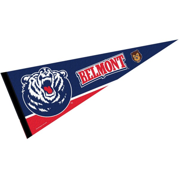 Belmont Bruins Pennant