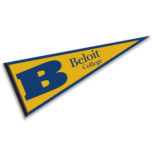 Beloit College Bucs Pennant