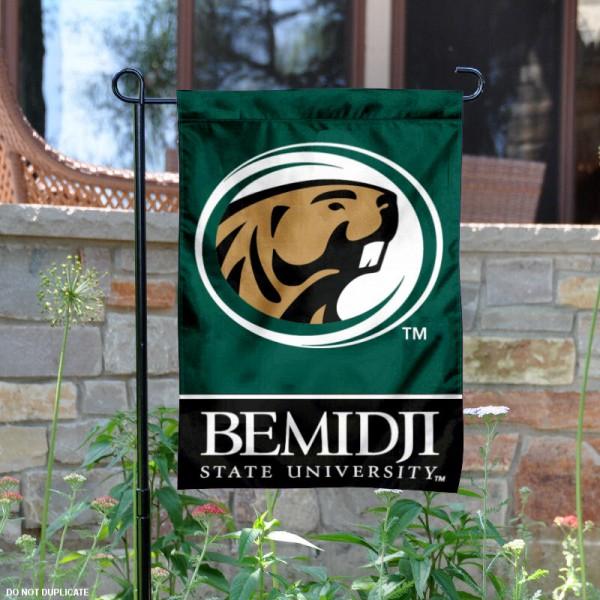 Bemidji State Beavers Garden Flag