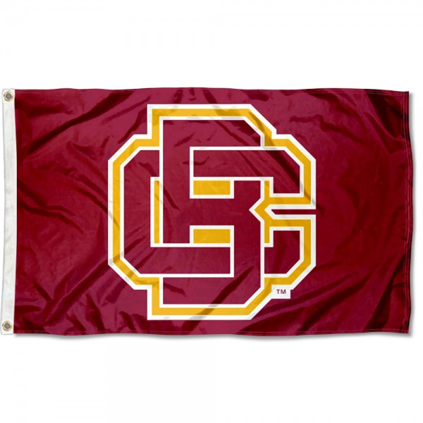 Bethune Cookman University Flag