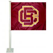Bethune Cookman Wildcats Car Flag