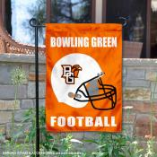 BGSU Falcons Football Garden Flag
