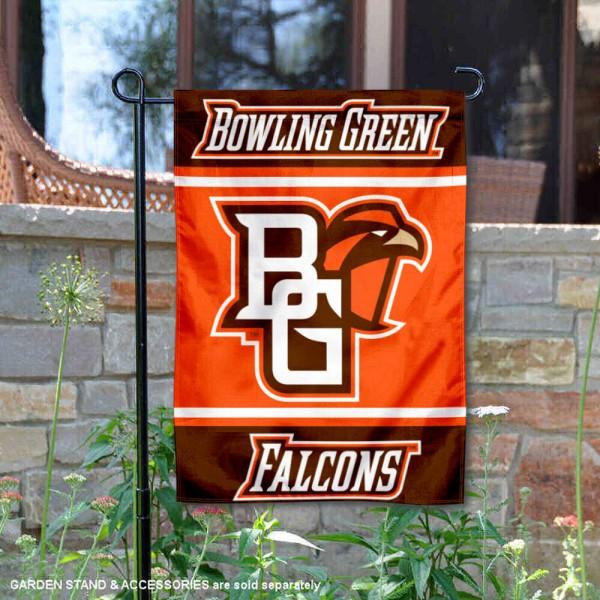 BGSU Falcons Garden Flag