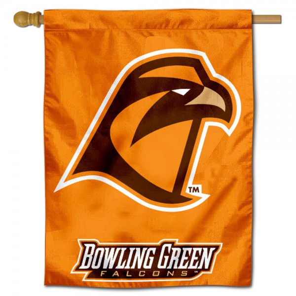 BGSU Falcons House Flag