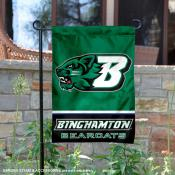 Binghamton Bearcats Garden Flag