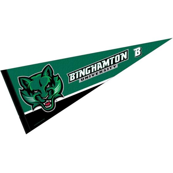 Binghamton University Bearcats Pennant