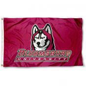Bloomsburg Huskies Flag