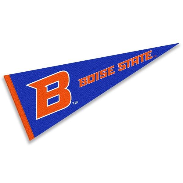 Boise State Broncos B Symbol Pennant