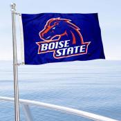 Boise State Broncos Boat Flag