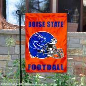 Boise State Broncos Football Garden Flag