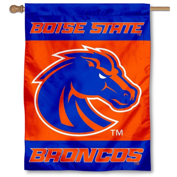 Boise State Broncos House Flag