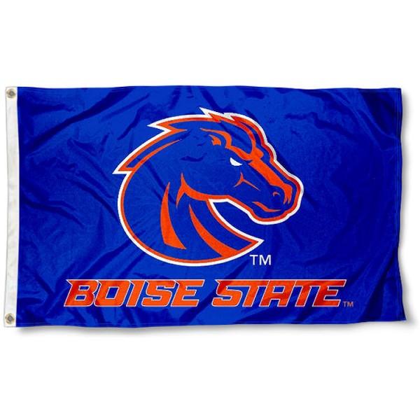 Boise State Flag