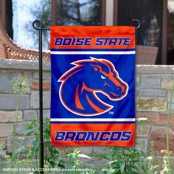 Boise State Garden Flag