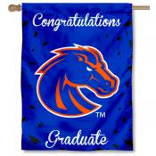 Boise State Graduation Banner