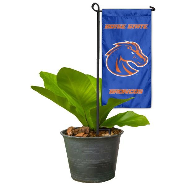 Boise State Mini Garden Flag Marker