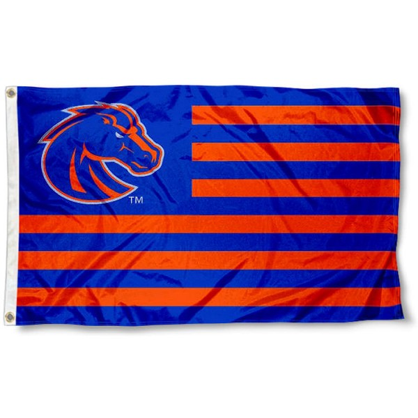 Boise State Nation Flag