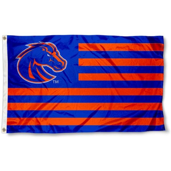 Boise State Nation Flag