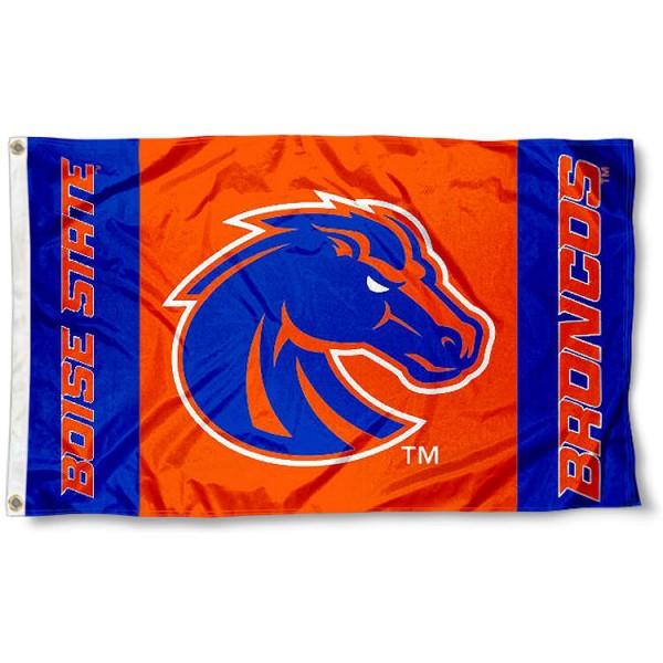 Boise State Orange Flag