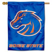 Boise State Polyester House Flag