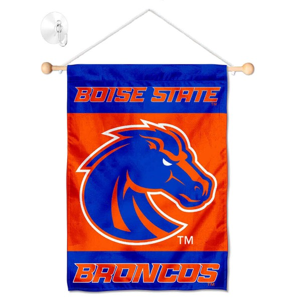 Boise State Small Wall and Window Banner
