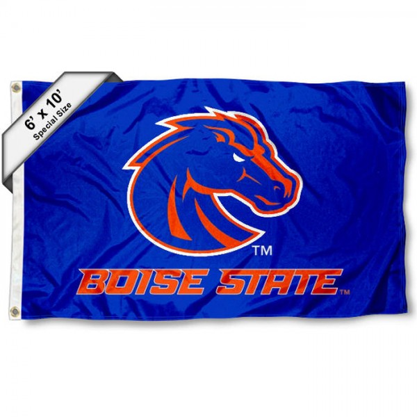 Boise State University 6x10 Large Flag