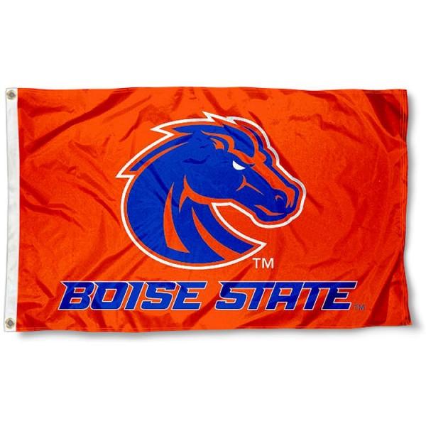 Boise State University Broncos Flag