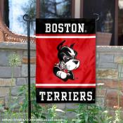 Boston BU Terriers Garden Flag