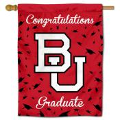 Boston BU Terriers Graduation Banner