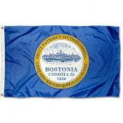 Boston City 3x5 Foot Flag