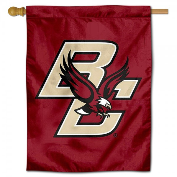Boston College Banner Flag