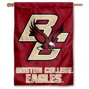 Boston College Eagles Double Sided House Banner Flag