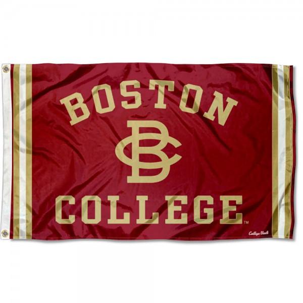 Boston College Eagles Retro Vintage 3x5 Feet Banner Flag