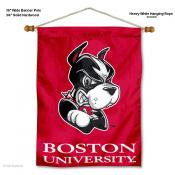 Boston Terriers Wall Hanging