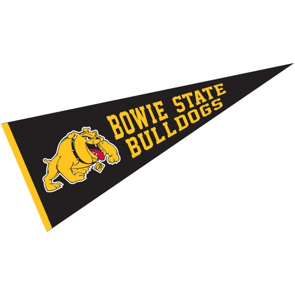 Bowie State Bulldogs Pennant