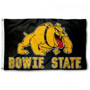 Bowie State Flag