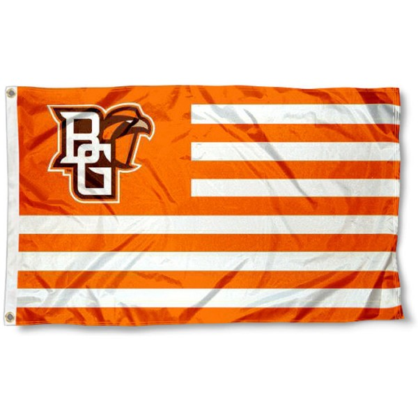 Bowling Green Falcons Nation Flag