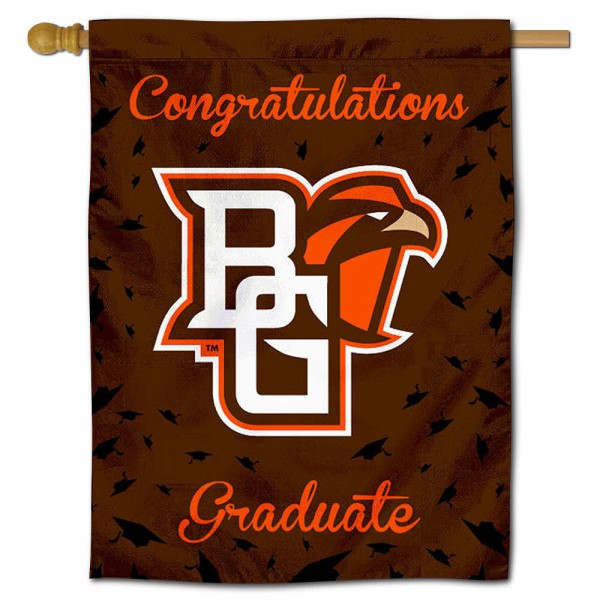 Bowling Green State Falcons Graduation Banner