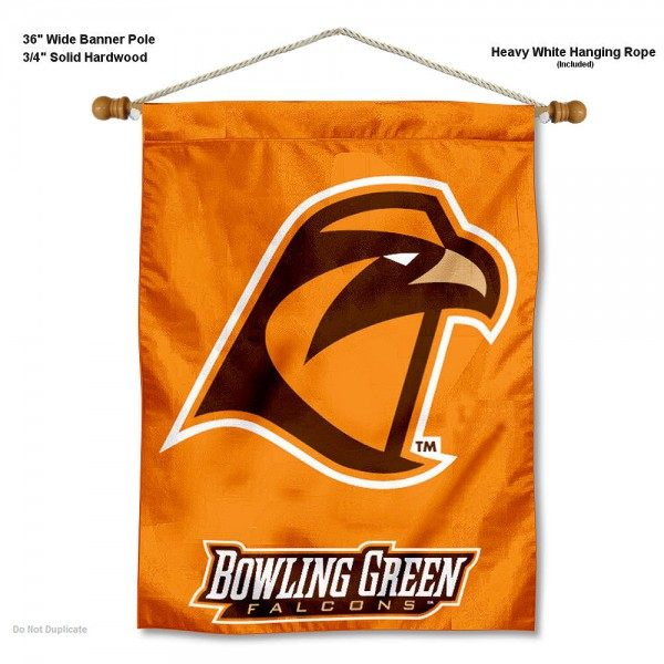 Bowling Green State Falcons Wall Hanging
