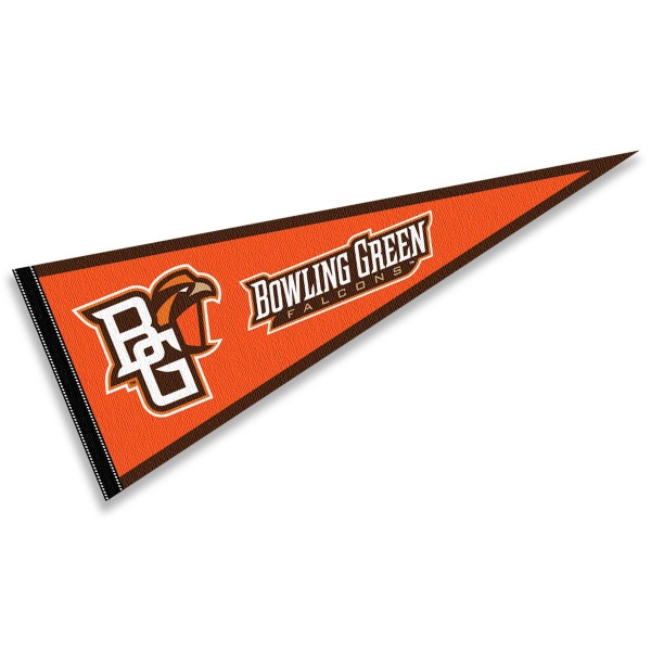 Bowling Green State University Falcons Pennant