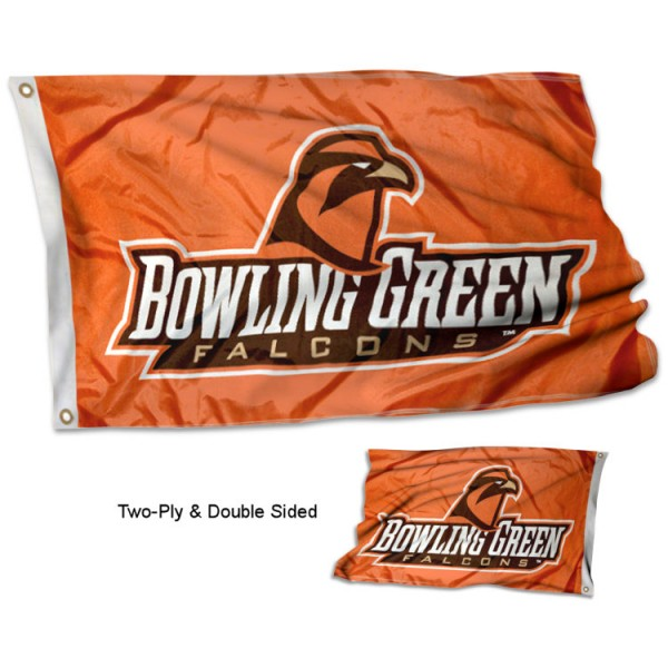 Bowling Green State University Flag - Stadium