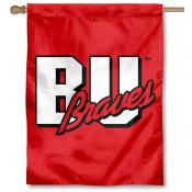 Bradley Braves House Flag
