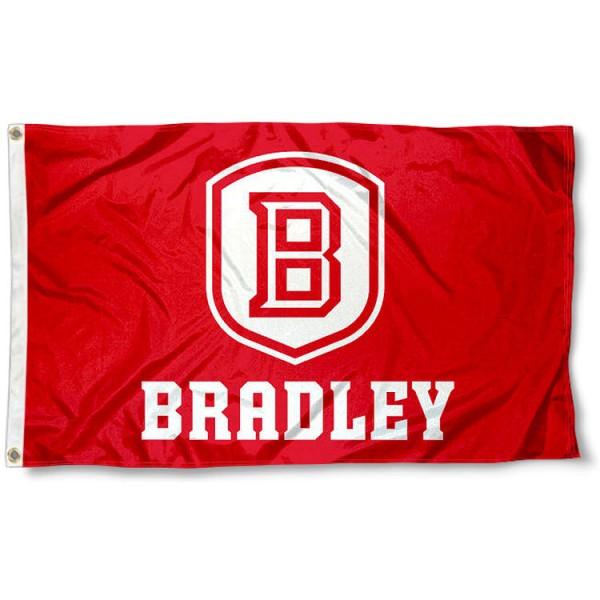 Bradley University Flag