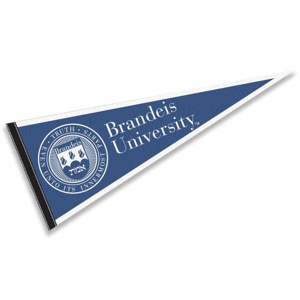 Brandeis Judges Pennant