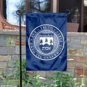 Brandeis Judges Seal Logo Garden Flag