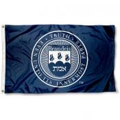 Brandeis University Flag