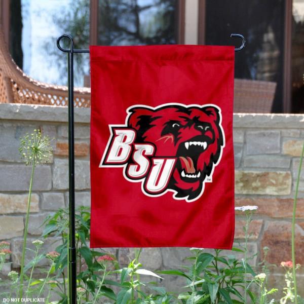 Bridgewater State Bears Garden Flag