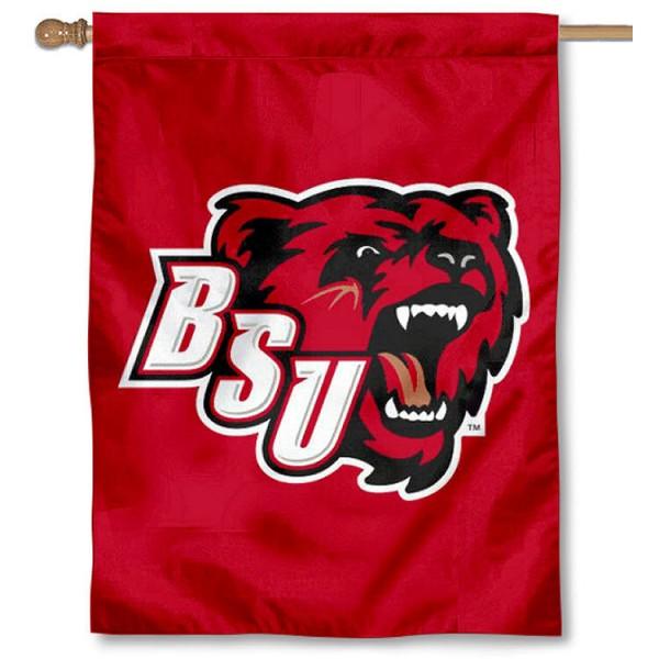 Bridgewater State Bears House Flag
