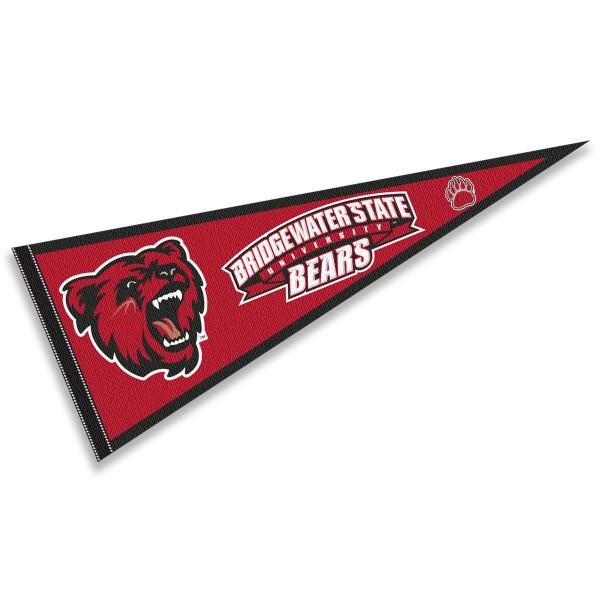 Bridgewater State Bears Pennant